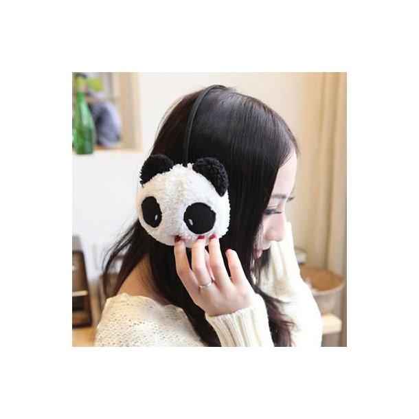 Panda - Ørevarmere
