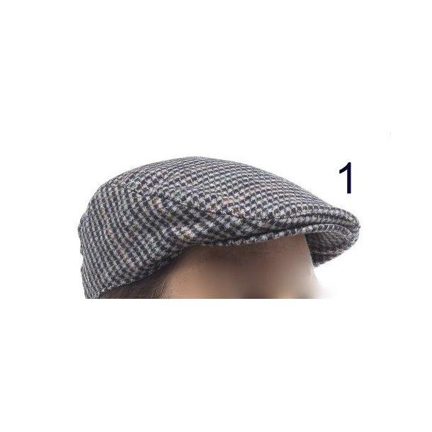Bonderøven Kasket - Sixpence Tweed Cap